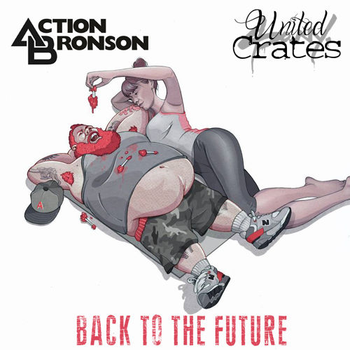Action Bronson - Back To The Future 500x500